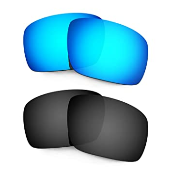 HKUCO Plus Mens Replacement Lenses For Oakley Triggerman - 1 pair 8R6zPv4n