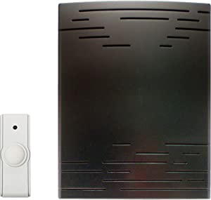 IQ AMERICA WD-2810 Wrls Bat N Push Button Doorbell