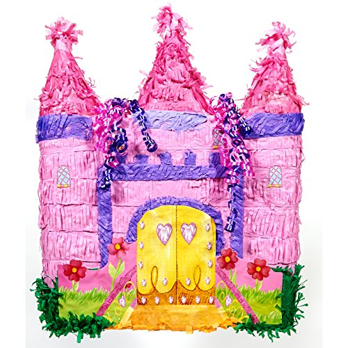 "Ya Otta Pinata ""Pink Castle"" Mexican Style Birthday Party Supplies 