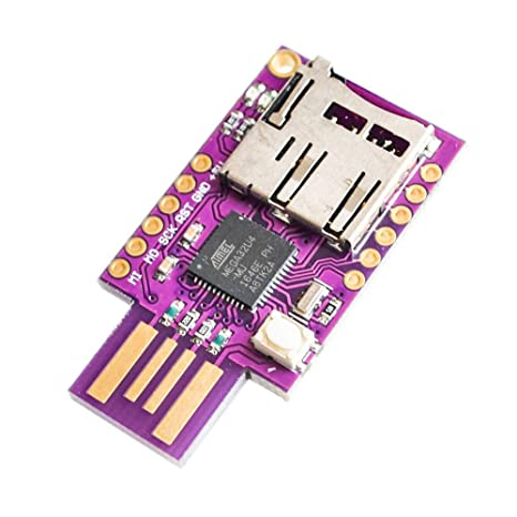 Hihey TF MicroSD Ranura para Tarjeta Micro SD Badusb USB ...