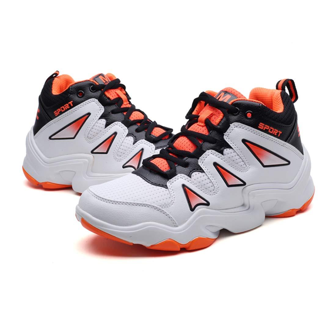 DANDANJIE Herren Basketball-Schuhe Basketball-Schuhe Basketball-Schuhe Fashion Turnschuhe Paar Outdoor-Lauftrainer Schuhe 6e4638