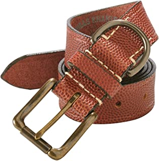 product image for Bills Khakis Men's Football Material Leather Belt
