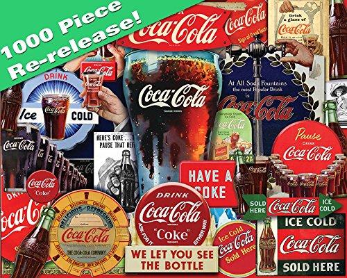 coca cola puzzle 1000 pieces - 5