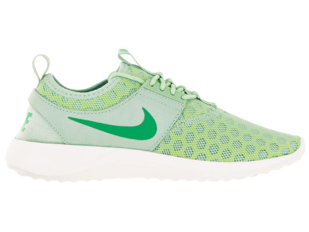 NIKE Women's 9.5 Juvenate Running Shoe B00XZLFIJ4 9.5 Women's B(M) US Enamel Green/Spring Leaf 589013