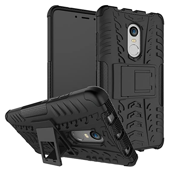 wholesale dealer 61f1a e90af DWAYBOX Xiaomi Redmi Note 4 / Note 4X Case Hybrid Rugged Heavy Duty Armor  Hard Back Cover Case with Kickstand for Xiaomi Redmi Note 4X / Xiaomi Redmi  ...