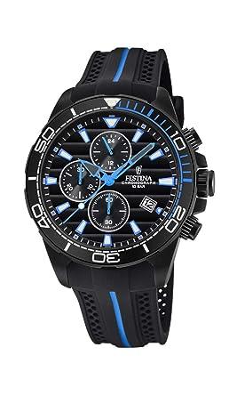 661cade4e20 Festina Horloge F20366/2: Amazon.fr: Montres