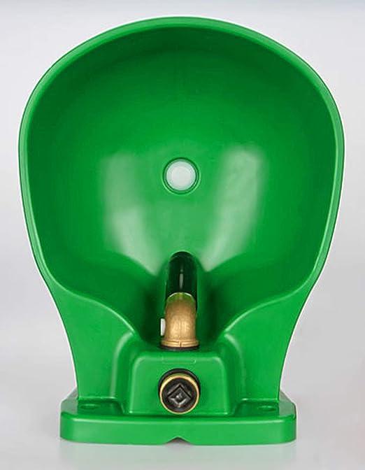 KERBL heizbares plastique-abreuvoir avec robinet micro 230 v