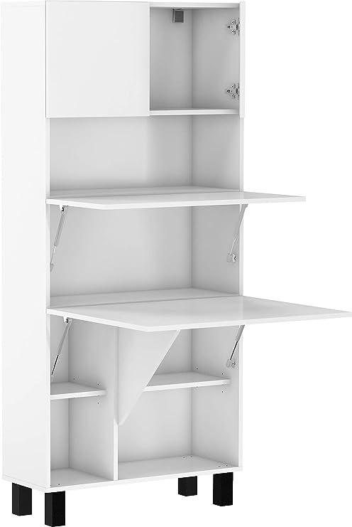 BIM Furniture HOMI - Estantería plegable para escritorio: Amazon.es: Juguetes y juegos