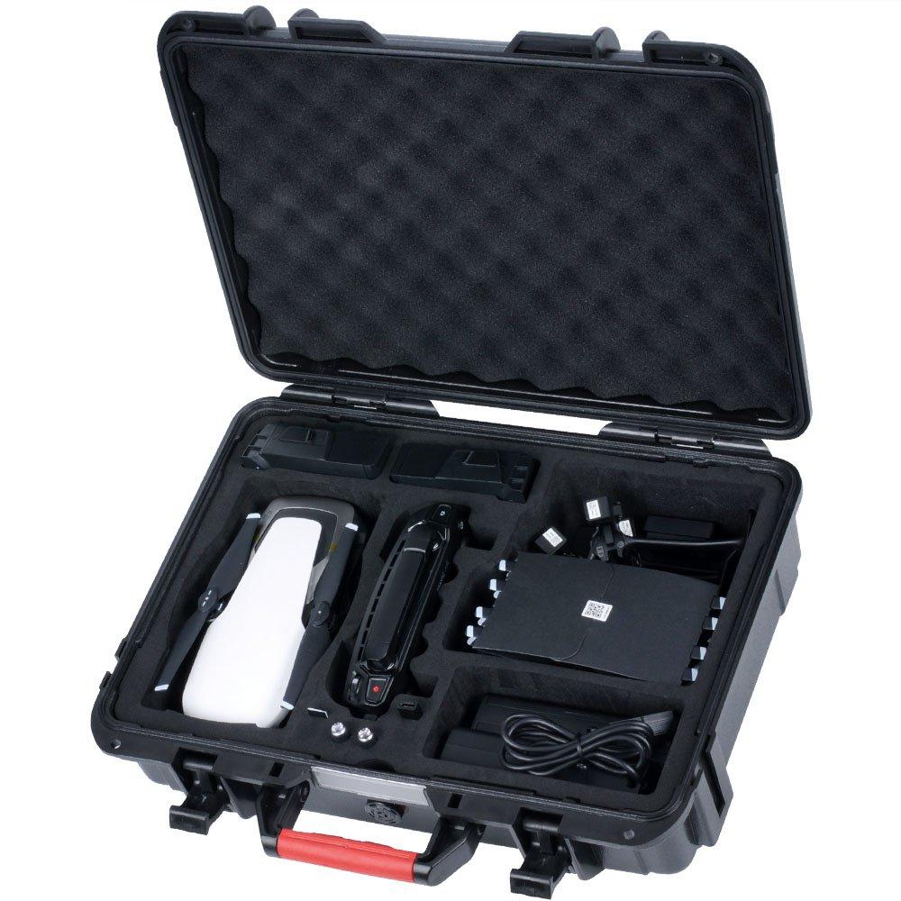 Carrying Case for DJI Mavic Air,Portable Waterproof Case for DJI Mavic Air Fly More Combo