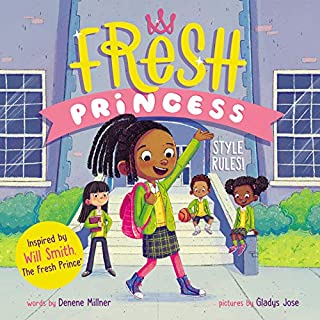 Book Cover: Fresh Princess: Style Rules!
