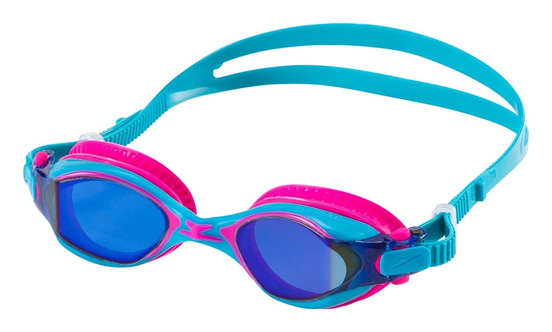 Speedo Bullet Mirrored Swim Goggles, One Size, Dark Granite, Goggles -  Amazon Canada
