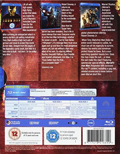 Buy iron man movie