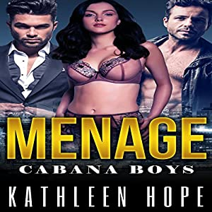 Menage: Cabana Boys Audiobook