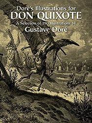 Dore's Illustrations for Don Quixote[ DORE'S ILLUSTRATIONS FOR DON QUIXOTE ] By Dore, Gustave ( Author )Jul-01-1982 Paperback
