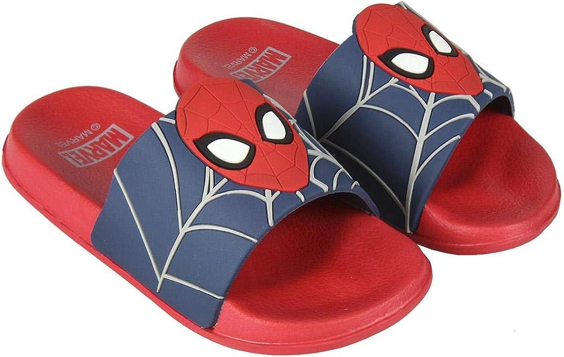 Chanclas Ni/ño Piscina de Spiderman para Ni/ños Cerd/á