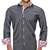 Mens Valentines Day Dress Shirts - Made in the USA