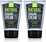 Pacific Shaving Company Natural Shaving Cream - Safe, Natural, and Plant-Derived