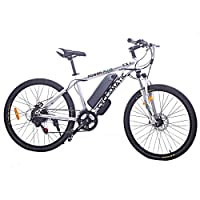 Cyclamatic Power Plus CX1 Electric Mountain Bike with Lithium-Ion Battery