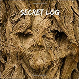 Secret Log: This cool tree bark logbook will keep all your