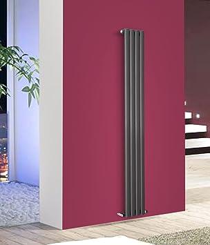 NRG Designer 1800 x 236 mm Vertikal Oval Spalte Badezimmer ...