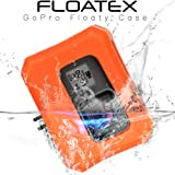 FLOATEX Floaty Case | for GoPro Hero 5, Hero 6, Hero 7 | Ultra-Buoyant Floating GoPro Case | Save Your Memories