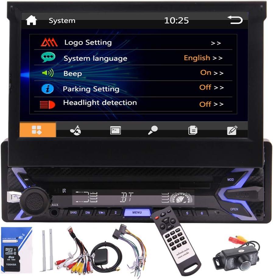 Rückfahrkamera Eincar Audio Car Stereo Einzel Din Elektronik