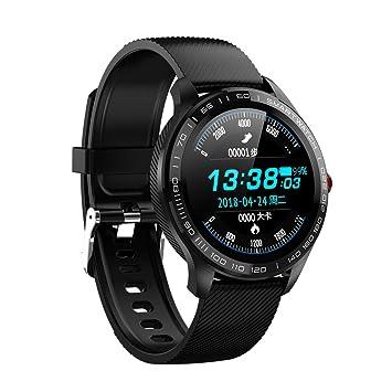Smart Watch Relojes de fitness impermeables con monitor de ...
