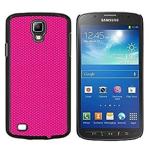Eason Shop / Premium SLIM PC / Aliminium Casa Carcasa Funda Case Bandera Cover - Dot Bellas Modelo rosado fucsia Dots - For Samsung Galaxy S4 Active i9295
