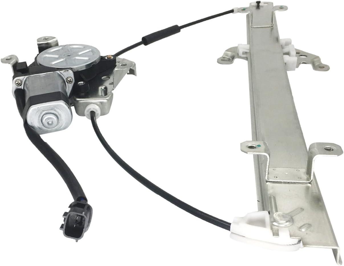 SKP SK741484 Power Window Motor and Regulator Assembly