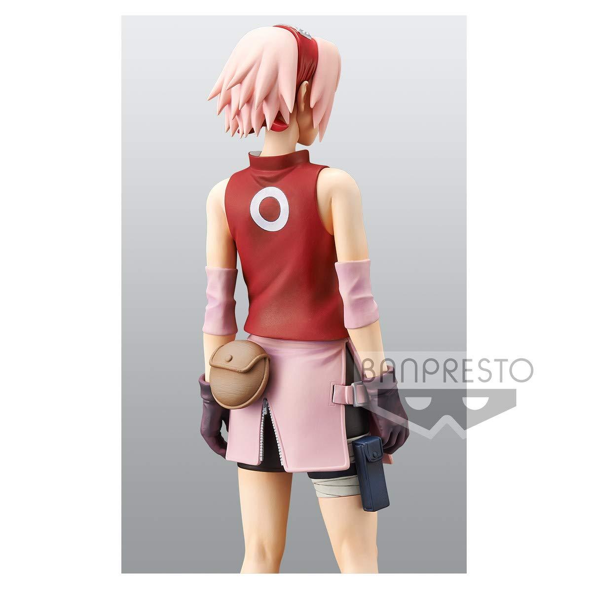 Amazon.com: Banpresto 39765 Naruto Shippuden Shinobi ...