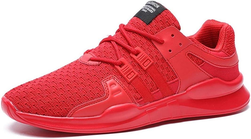 GNEDIAE Zapatillas de Running Deportes Aire Libre Zapatos para Correr Asfalto y Padel para Hombre: Amazon.es: Zapatos y complementos