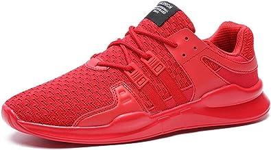GNEDIAE Zapatillas de Running Deportes Aire Libre Zapatos para ...