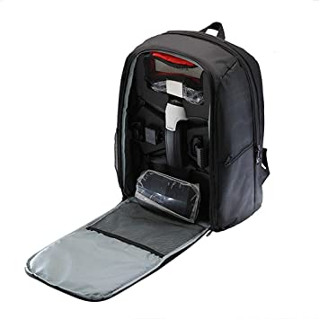 Amazon.com: JIAN YA NA Drone Backpack Waterproof Transport Rucksack for Parrot Bebop 2 FPV/Power FPV/Bebop 2 Adventurer Quadcopter: Toys & Games