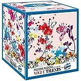 Lotus - Blanc Mouchoirs Boîtes Cubiques x 48 - Lot de 4