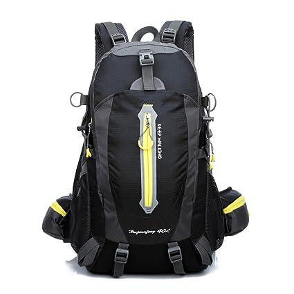 f43d9e42c8ff Amazon.com : KEXKL 40L Men Women Climbing Bag Outdoor Fishing Bags ...