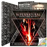 Supernatural Calendar 2020 Set - Deluxe 2020 Supernatural Collector's Edition Calendar with Over 100 Calendar Stickers (Supernatural Gifts, Office Supplies)