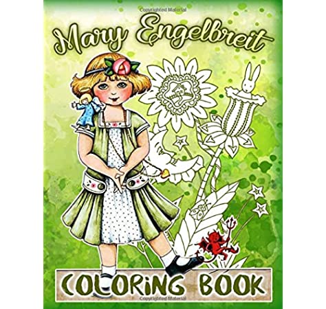- Mary Engelbreit Coloring Book: Mary Engelbreit Color Wonder Creativity  Coloring Books For Kids And Adults: Smith, Koby: 9798655252967: Amazon.com:  Books