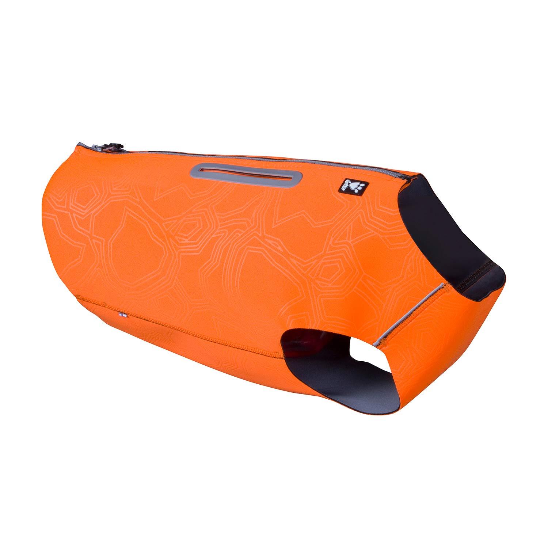 Hurtta Rambler Vest, Hunting/Sportsman Dog Vest, Orange, L