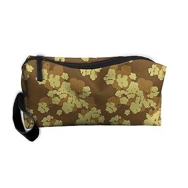 Amazon.com: Bolsas de cosméticos con cremallera para viajes ...