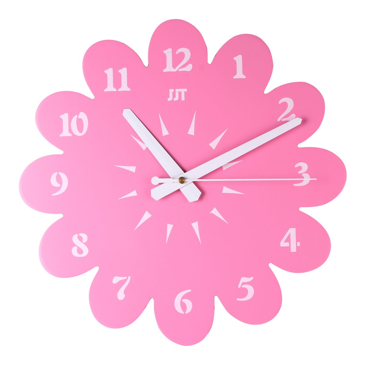 Bedroom Wall Clock Design : Colorful clocks for any room