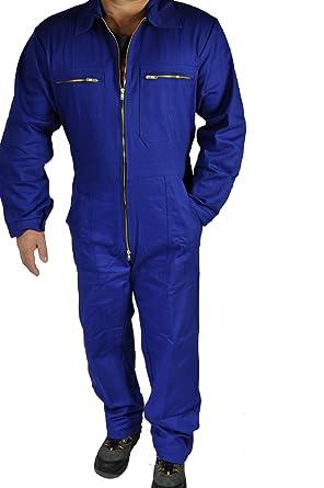 Iwea Stabiler Herren Arbeitsoverall Arbeitskleidung Arbeitsanzug  Schutzanzug Arbeits Overall Rallye-Kombi  Amazon.de  Bekleidung 99f6440b1b