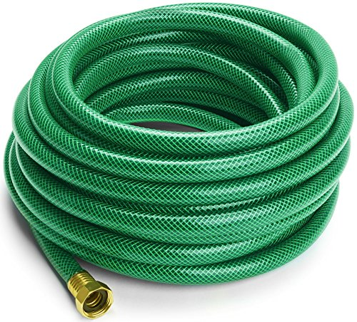 Ultra-Flexible Garden Hose, Crimp-Resistant, ...