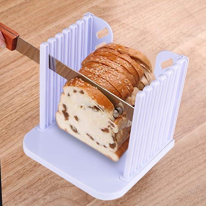 Cortador de pan de plástico ABS para pan, pasteles de pan ...