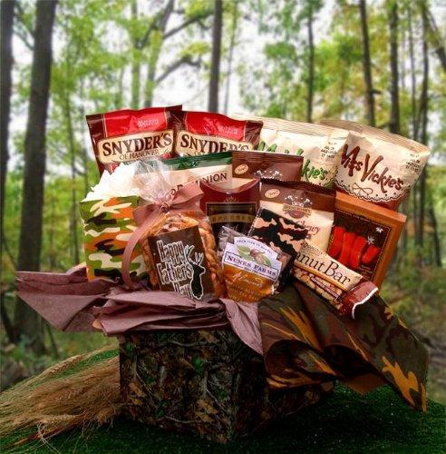 Hunter's Retreat Camo Care Package (Sams Chocolate Chip Cookies)