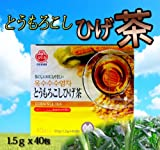 [Sanwa corn beard tea T / B 60g (1.5gx40 pieces)] * Korean food * 0Kcal diet health drink Korea tea