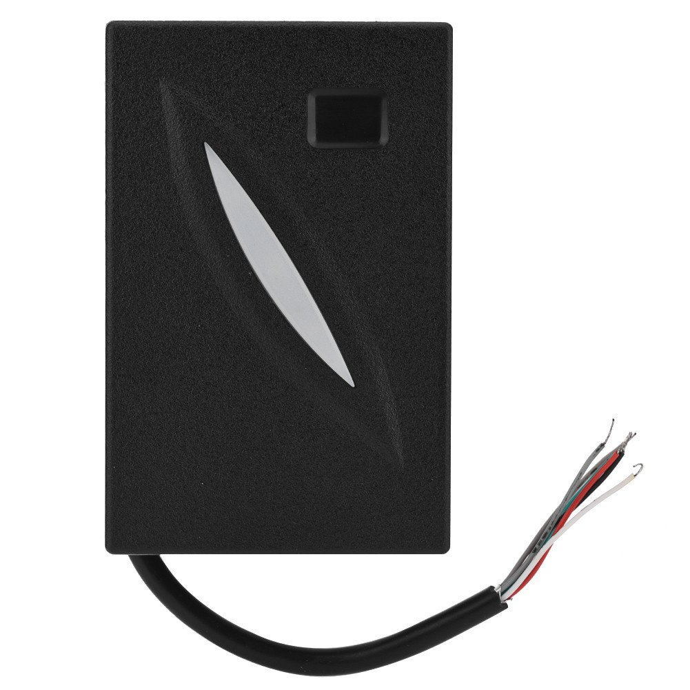 Richer-R Full seal design and High temperature resistance IC/ID RFID Card Waterproof Reader for Home Door Access Control