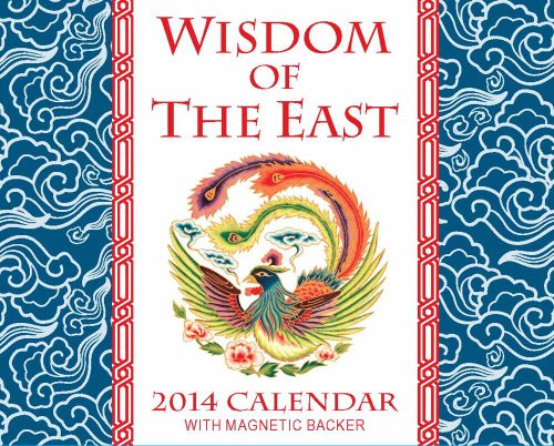 Wisdom of the East 2014 Mini Day-to-Day Calendar