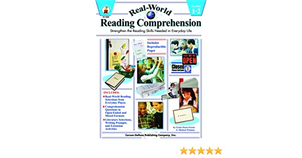 Real-World Reading Comprehension: Gr 1-2: Greta Neese Forrer and S ...