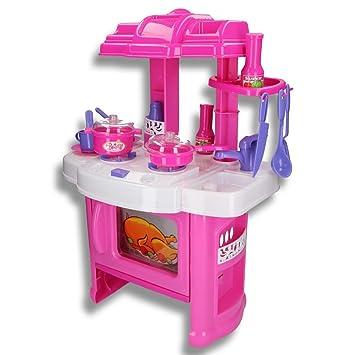 HSM Küche Kinderküche Spielküche Kinderspielküche Spielzeugküche ...
