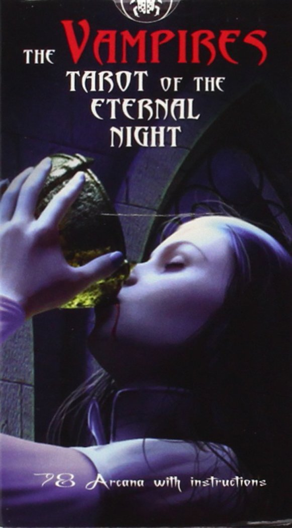 Vampires Tarot Eternal Night product image